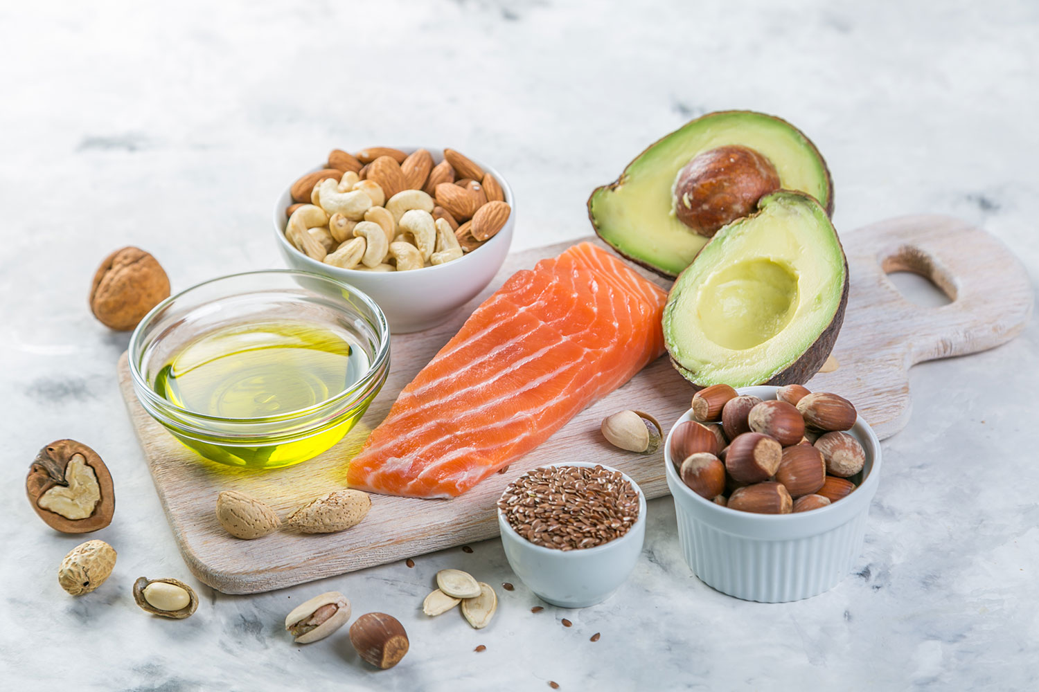 8 Essential Healthy Fats to Add to Your Grocery List