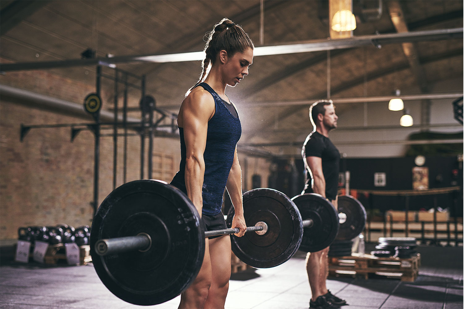 Ladies, You Shouldn't Be Scared of Strength Training